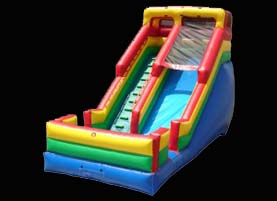 inflatable slides for sale miami